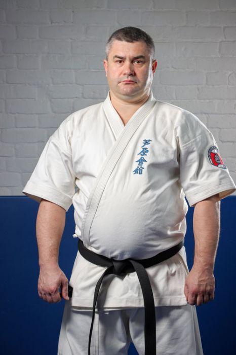 Синев Алексей Михайлович - Ашихара карате