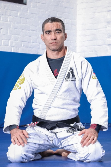 Эдуардо Биттенкур Эрнандес - Бразильское Джиу-Джитсу